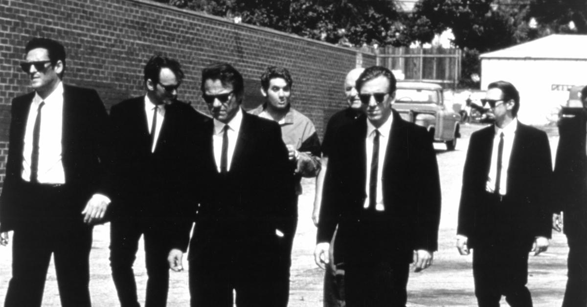 Reservoir Dogs Facts