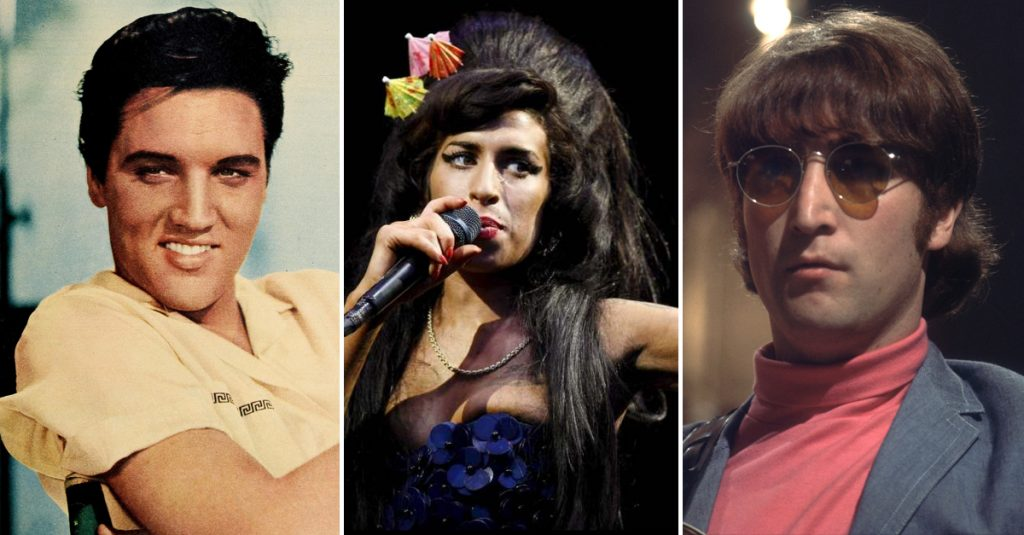 50 Tragic Facts About Musicians Who Died Too Young