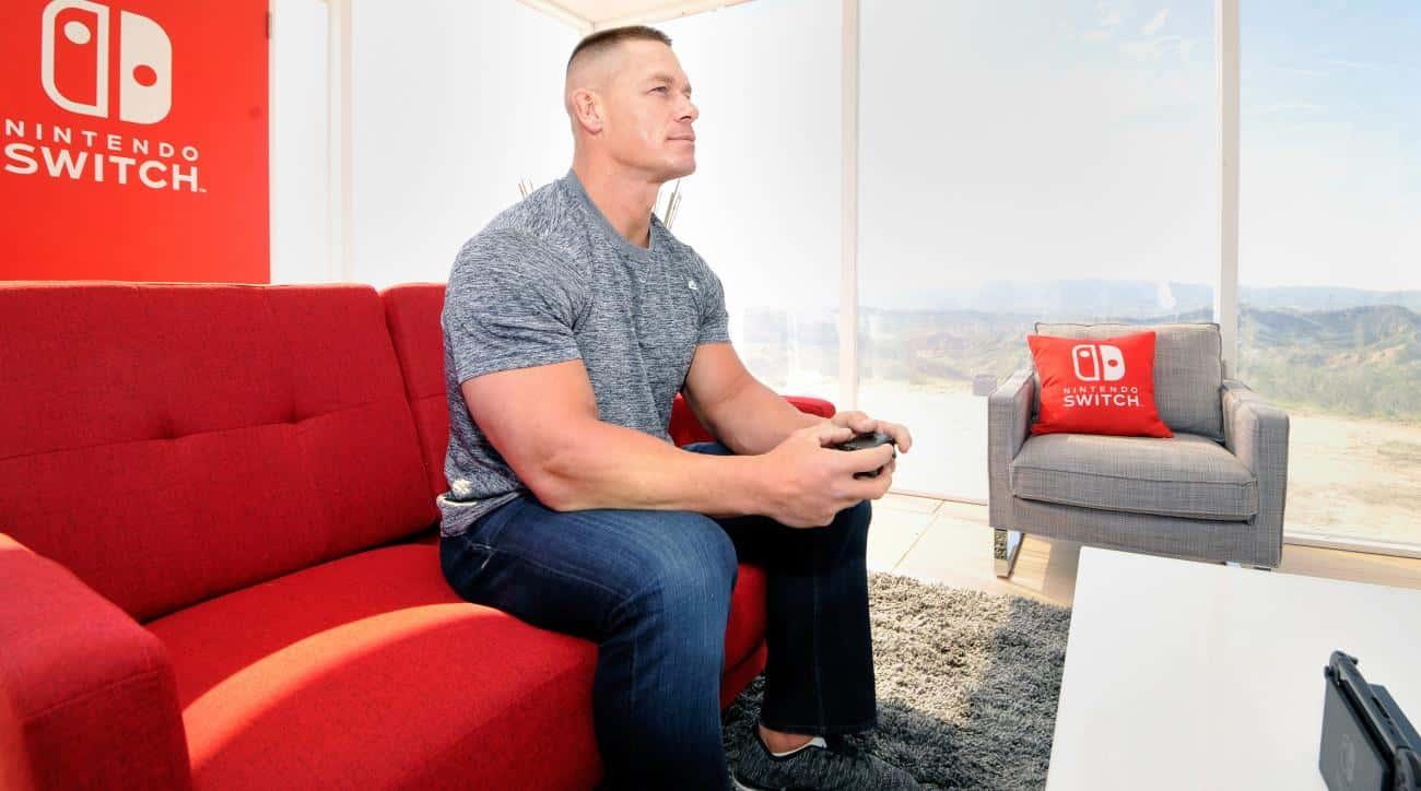 John Cena reveals the heartbreaking reason why he built up