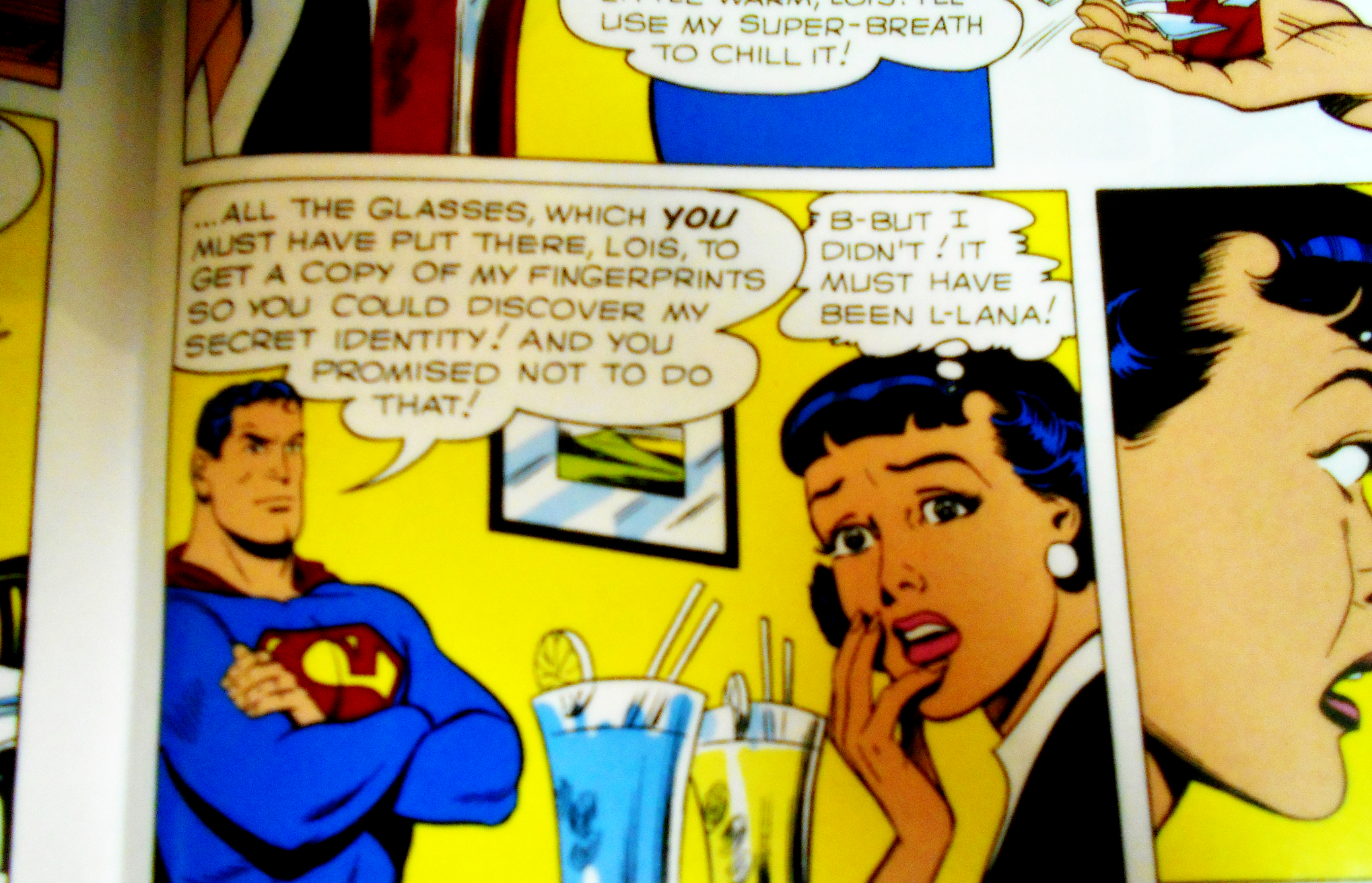 Superman facts