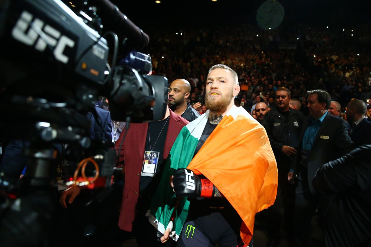 Conor McGregor facts