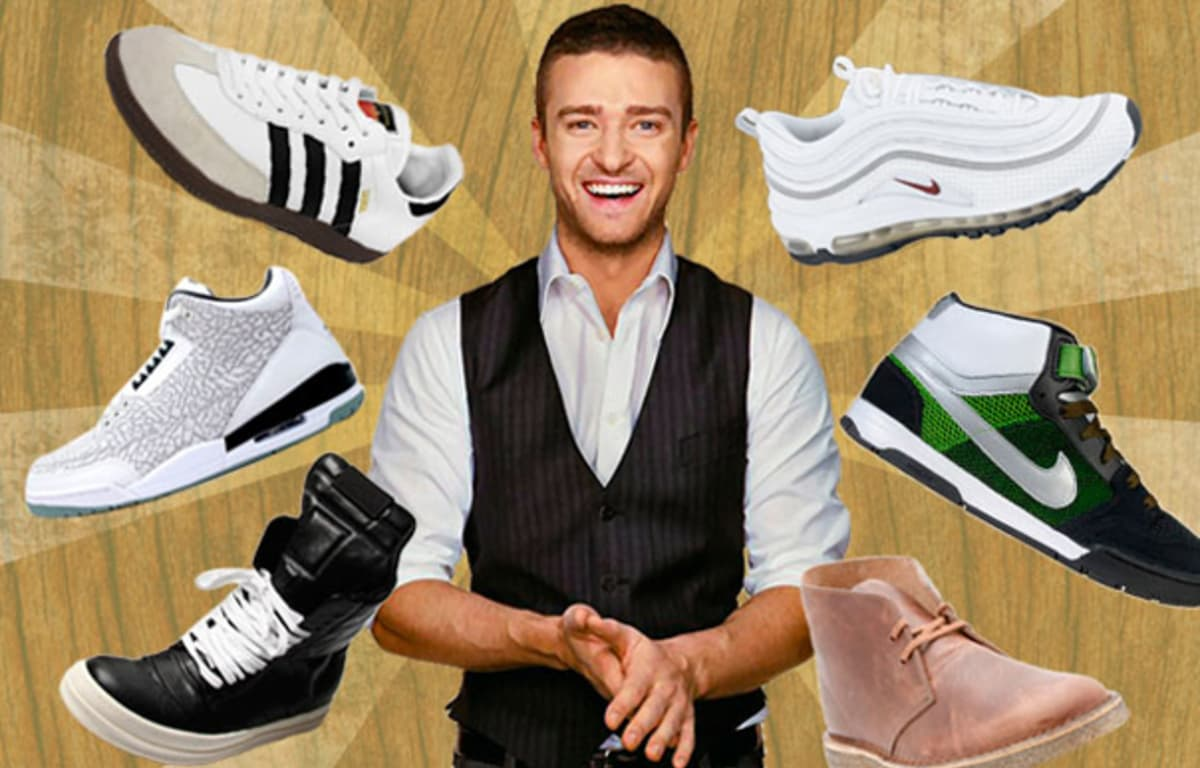 Justin Timberlake facts