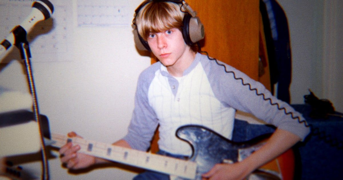 Kurt Cobain facts