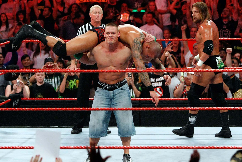 John Cena facts