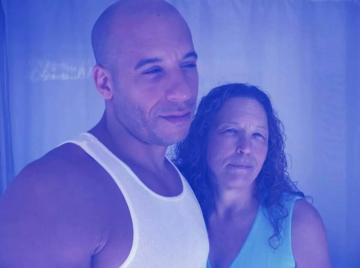 43 Fast Facts About Vin Diesel - Page 6 of 43Vin Diesel Mother Pic