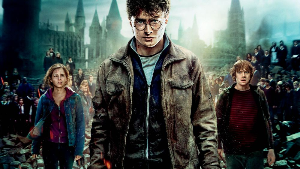 Harry Potter and the Deathly Hallows facts