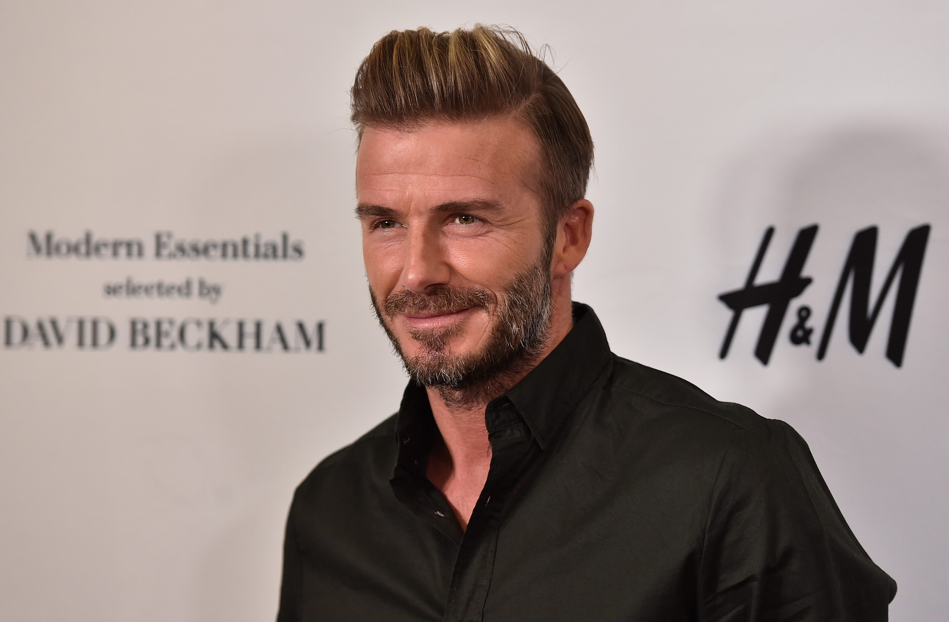David Beckham facts