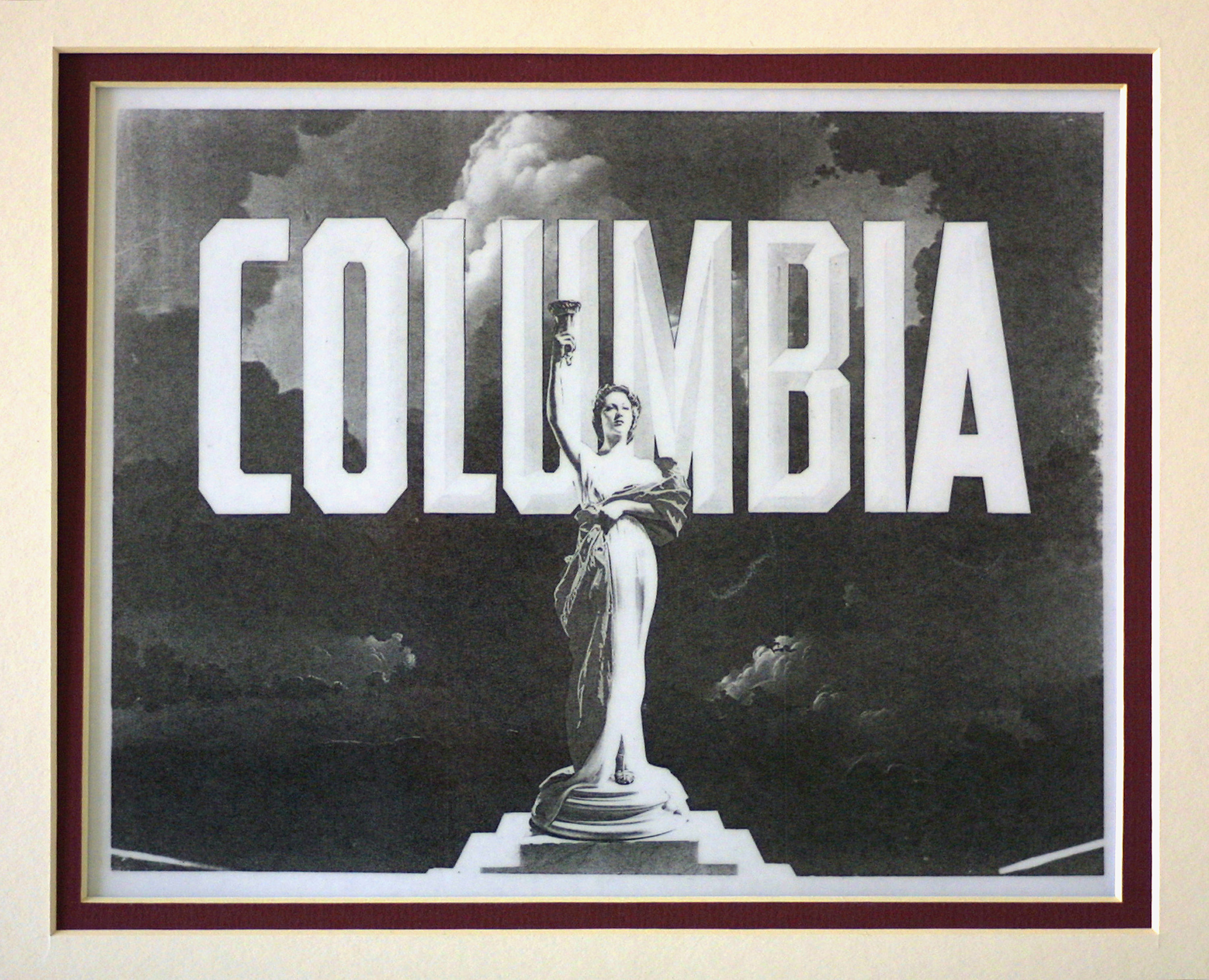 Jane Bartholomew Possible Model for Columbia Pictures'' Miss Liberty Logo.