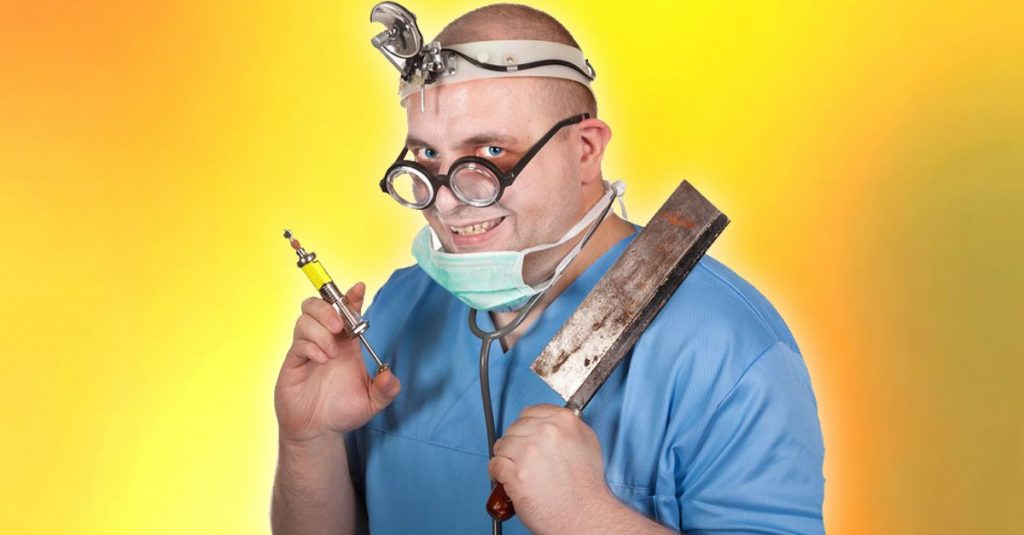 45 Sickening Medical Practices Doctors Thought Worked