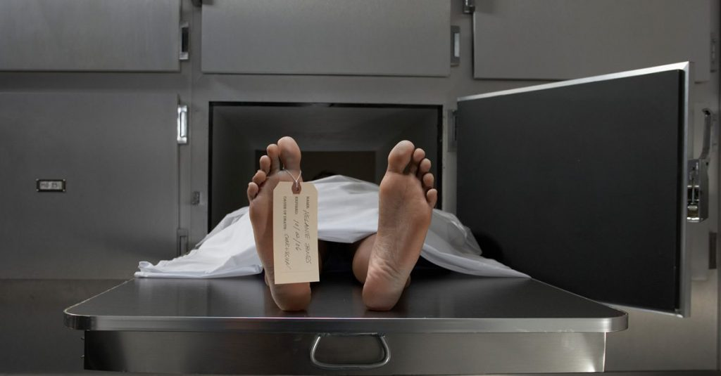 43 Bone-Chilling Facts about Death