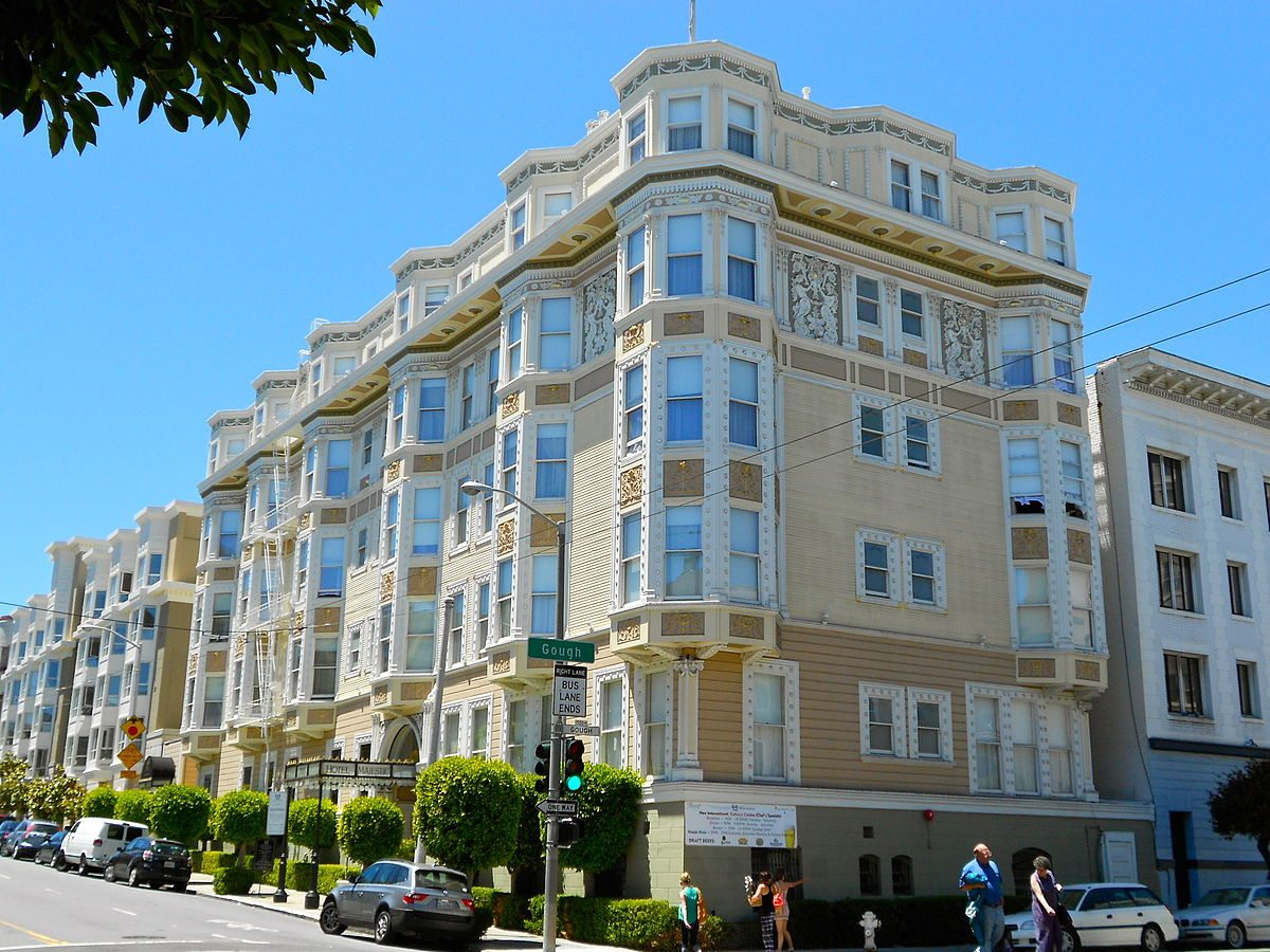 30 nightmarish facts about haunted places for San francisco haunted hotel