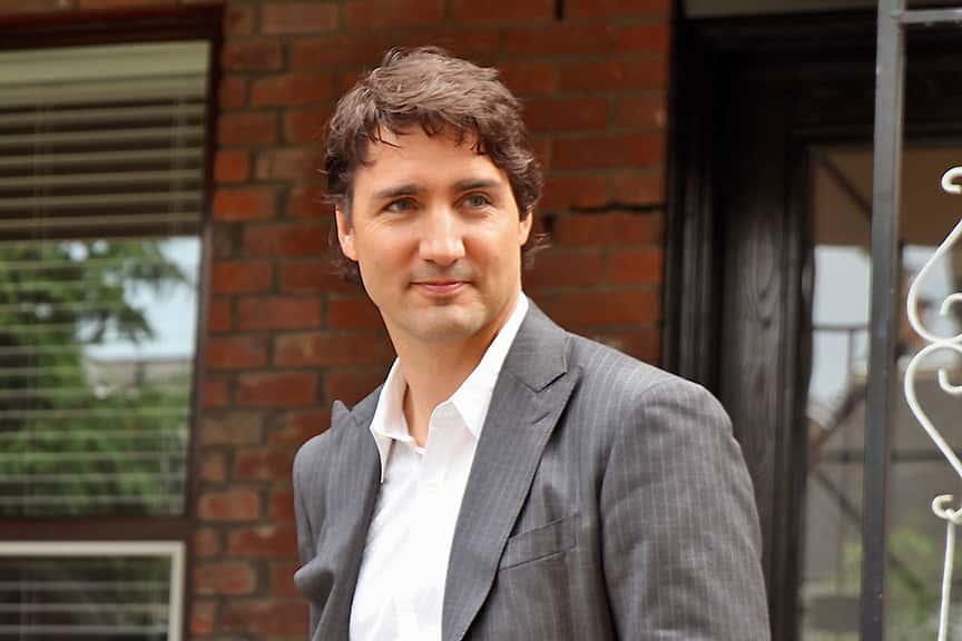 Justin Trudeau Facts