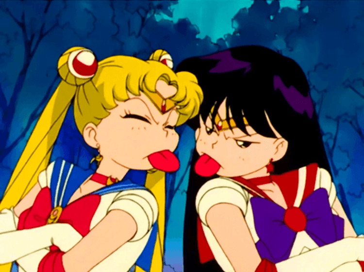 Sailor Moon Facts