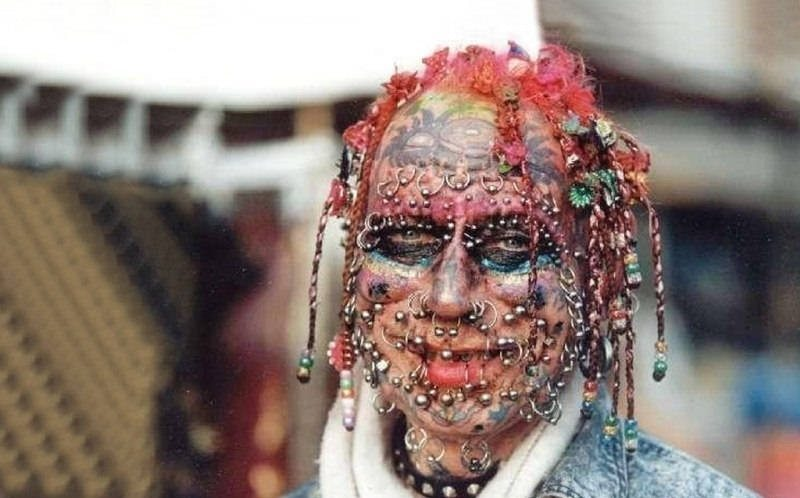 World's Strangest People facts