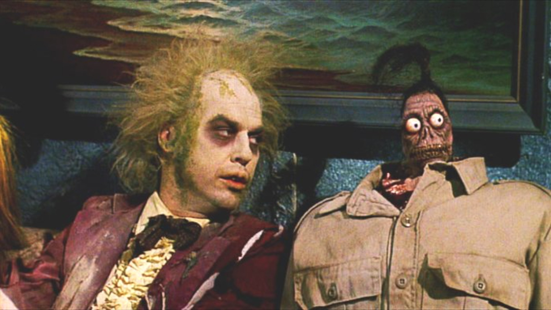 Beetlejuice facts