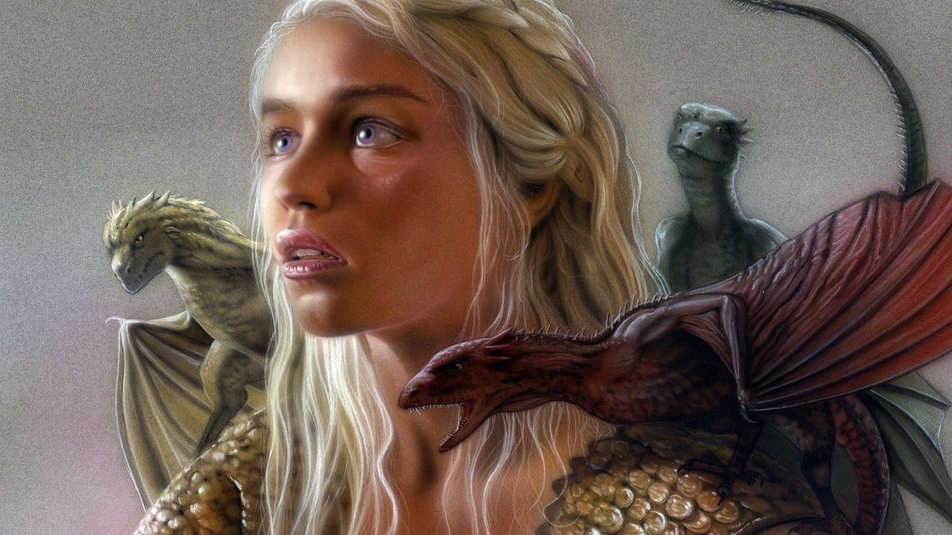 Mother of Dragons Facts