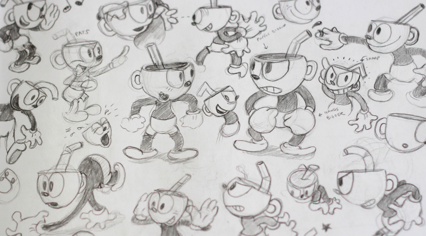 40 Hand-Drawn Facts About Cuphead
