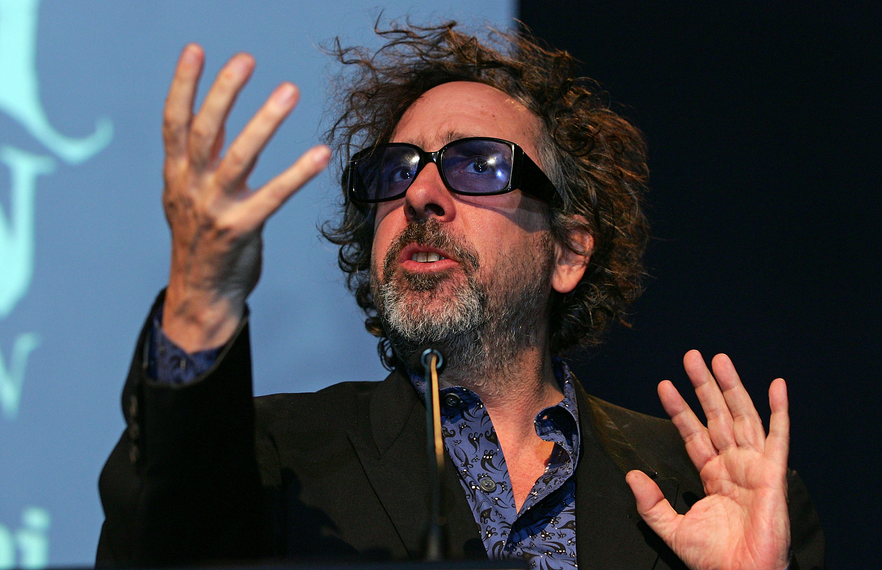 Tim Burton Facts