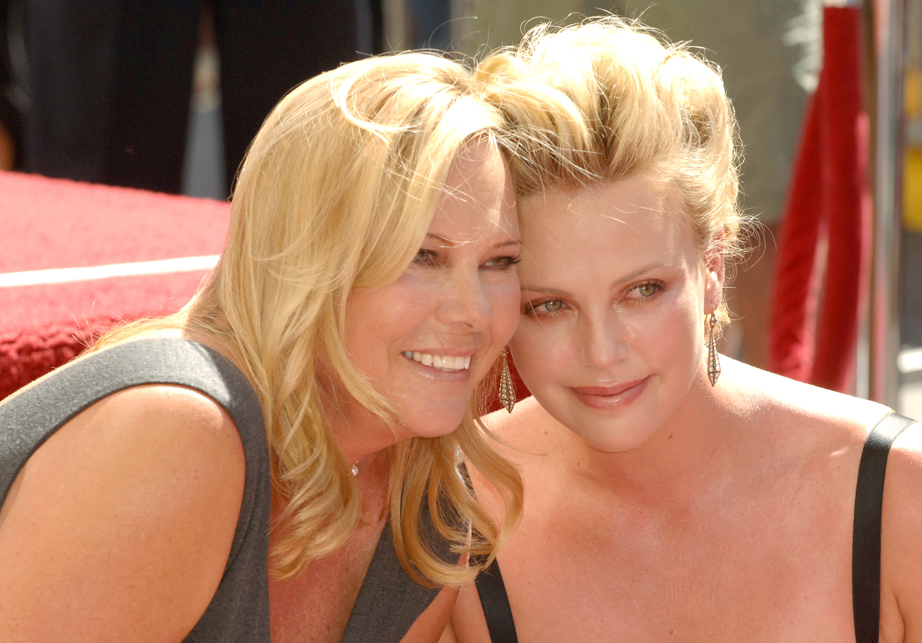 Charlize Theron Honored with a Star on the Hollywood Walk of Fame for Her Achievements in Film
