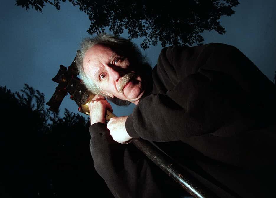 LS.Carpenter.2.1002.GW––10/2/98: John Carpenter, maker of the 'Halloween' series of films, talks abo