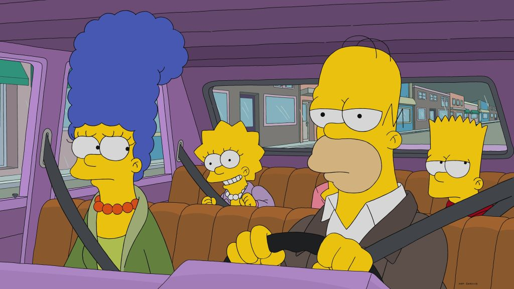 FOX's 'The Simpsons' - Season Twenty-Nine.