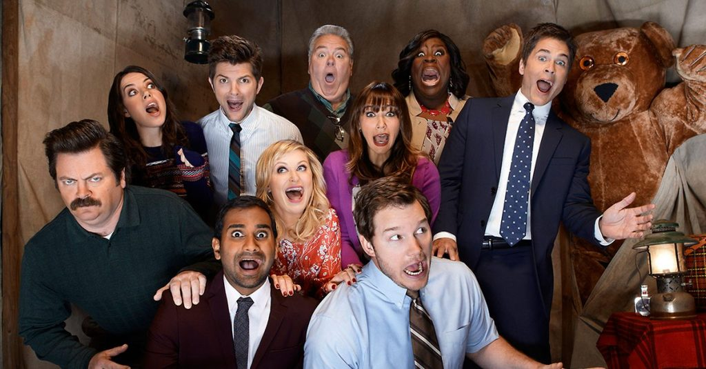 24 Uplifting Facts About Parks and Recreation