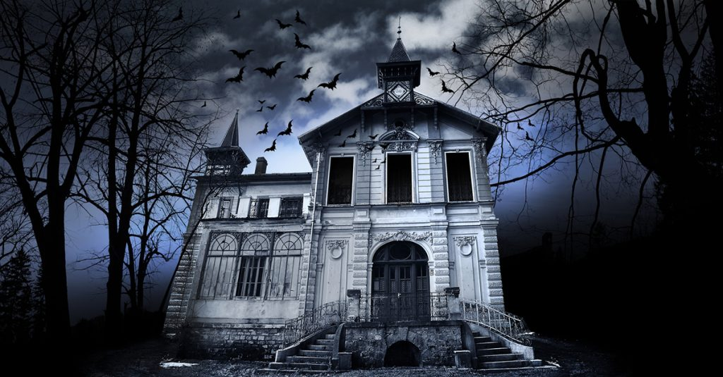 30 Nightmarish Facts About Haunted Places