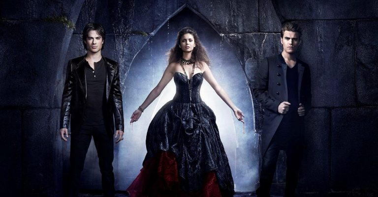 Facts about The Vampire Diaries