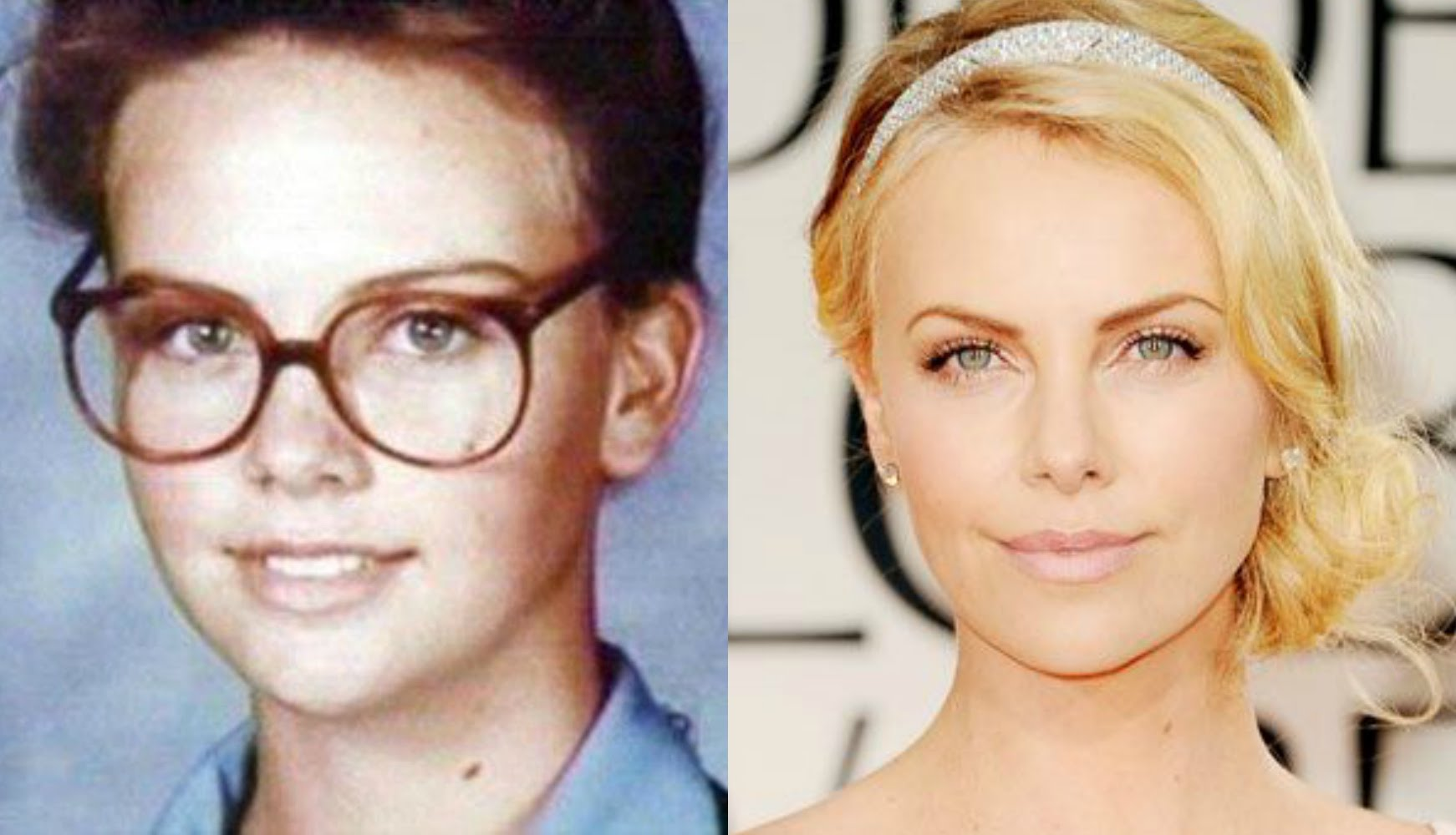 Charlize Theron facts