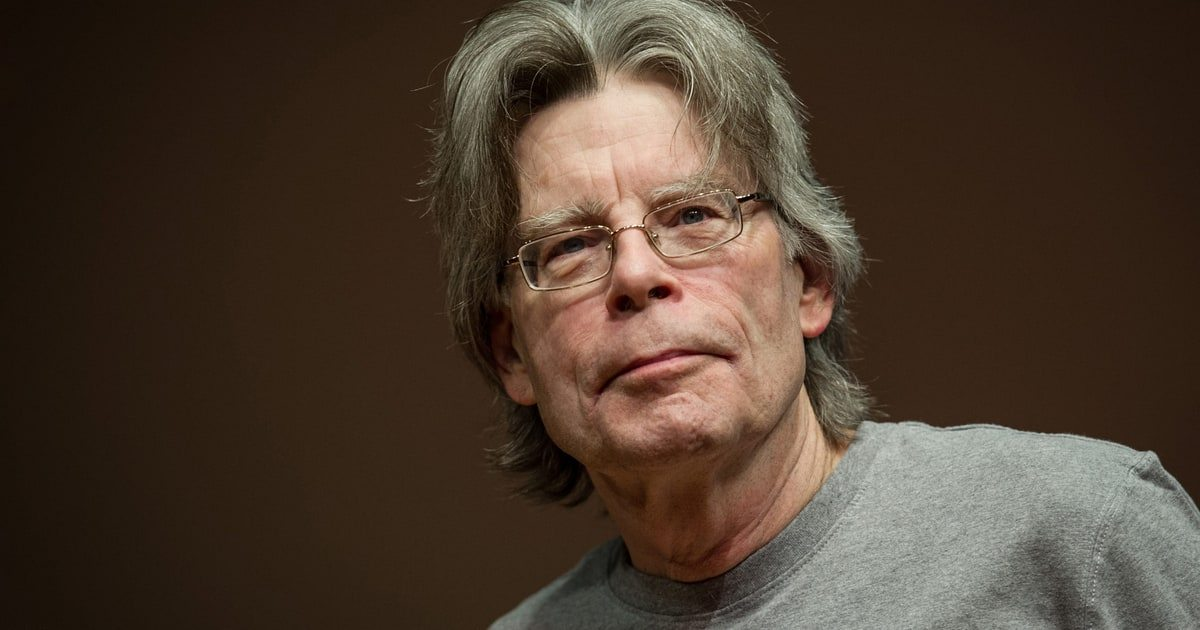 a biography of stephen edwin king Edward helmore in new york reports on the last days of the man who found a grim fame as the driver who nearly killed stephen king since another accident in.