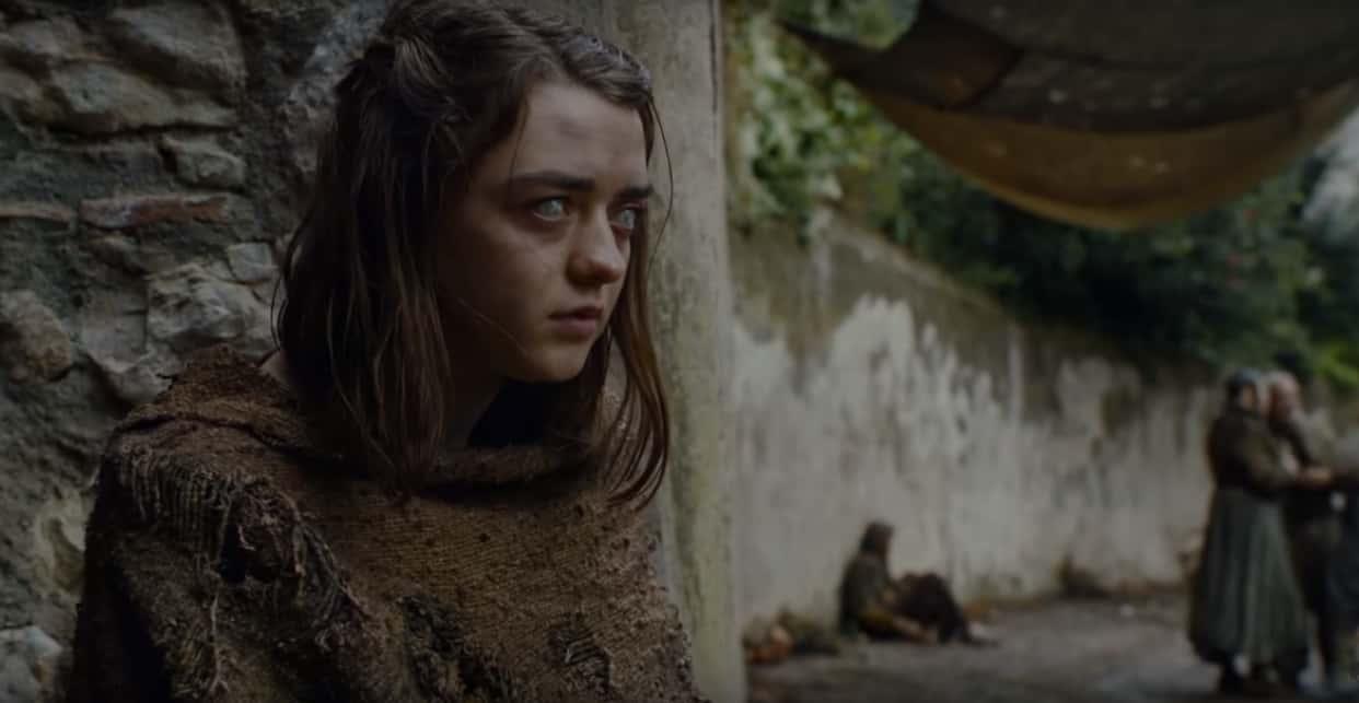 Arya Stark facts