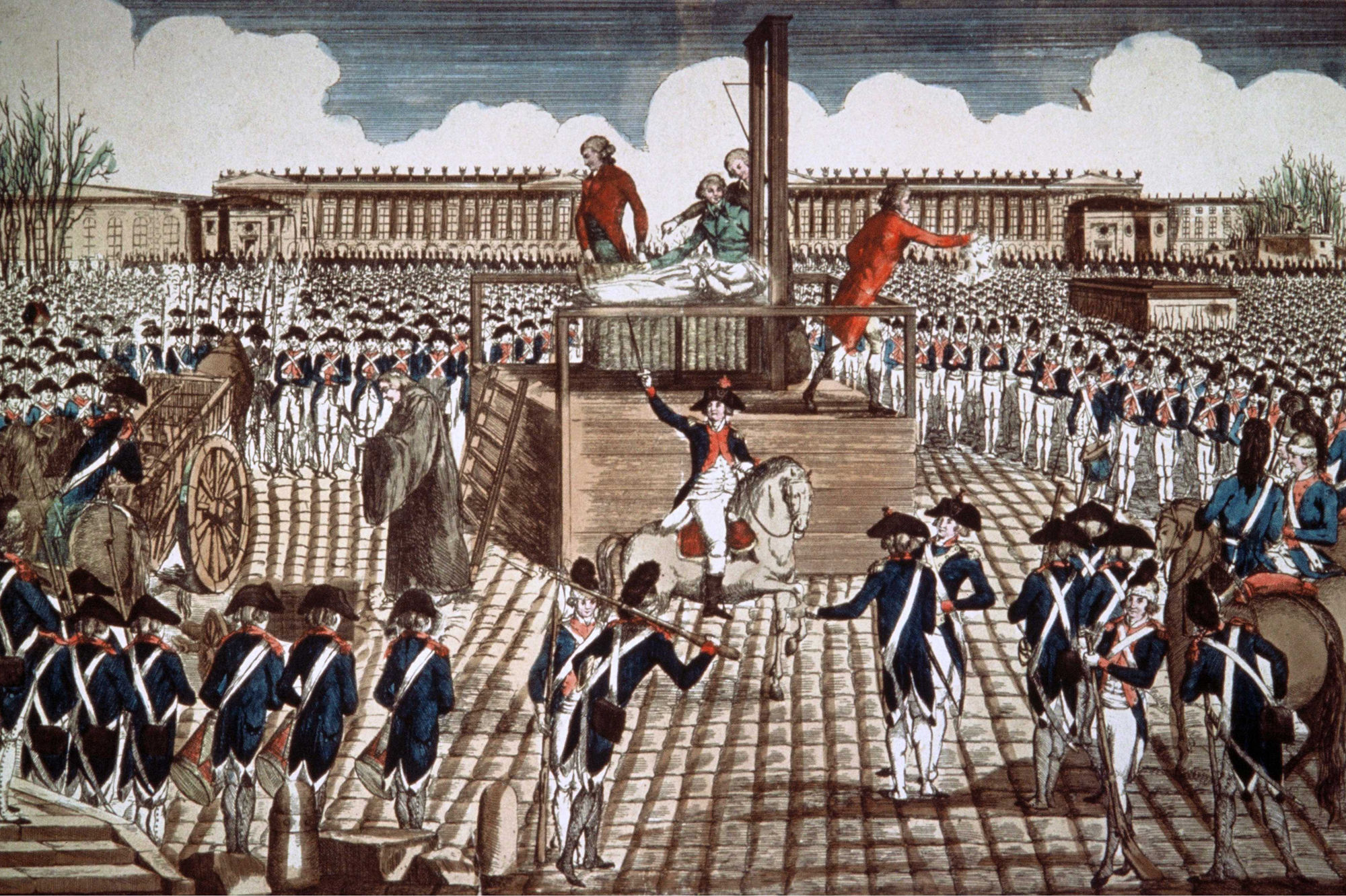 the situation in france years after the french revolution and the respective reign of terror Revolutionaries used terror against imagined opponents  clerks, and ex-priests rose to power in towns throughout france in 1793 and 1794  the french absolute monarchy had deprived its subjects of practical experience in politics  regime languedoc in the first years after 1789, but the revolution awakened hope.