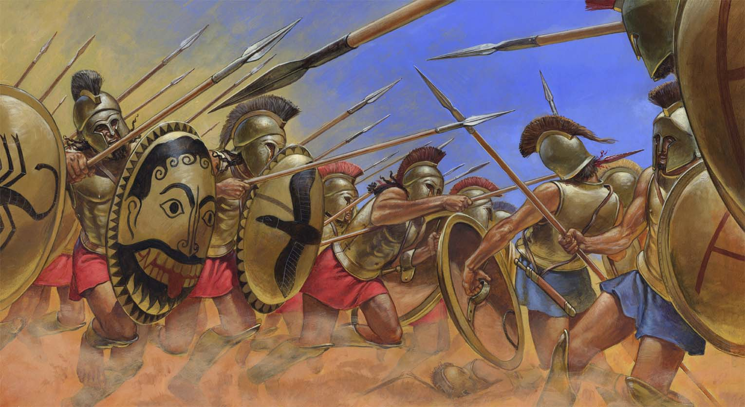 Elite Ancient Military Forces facts