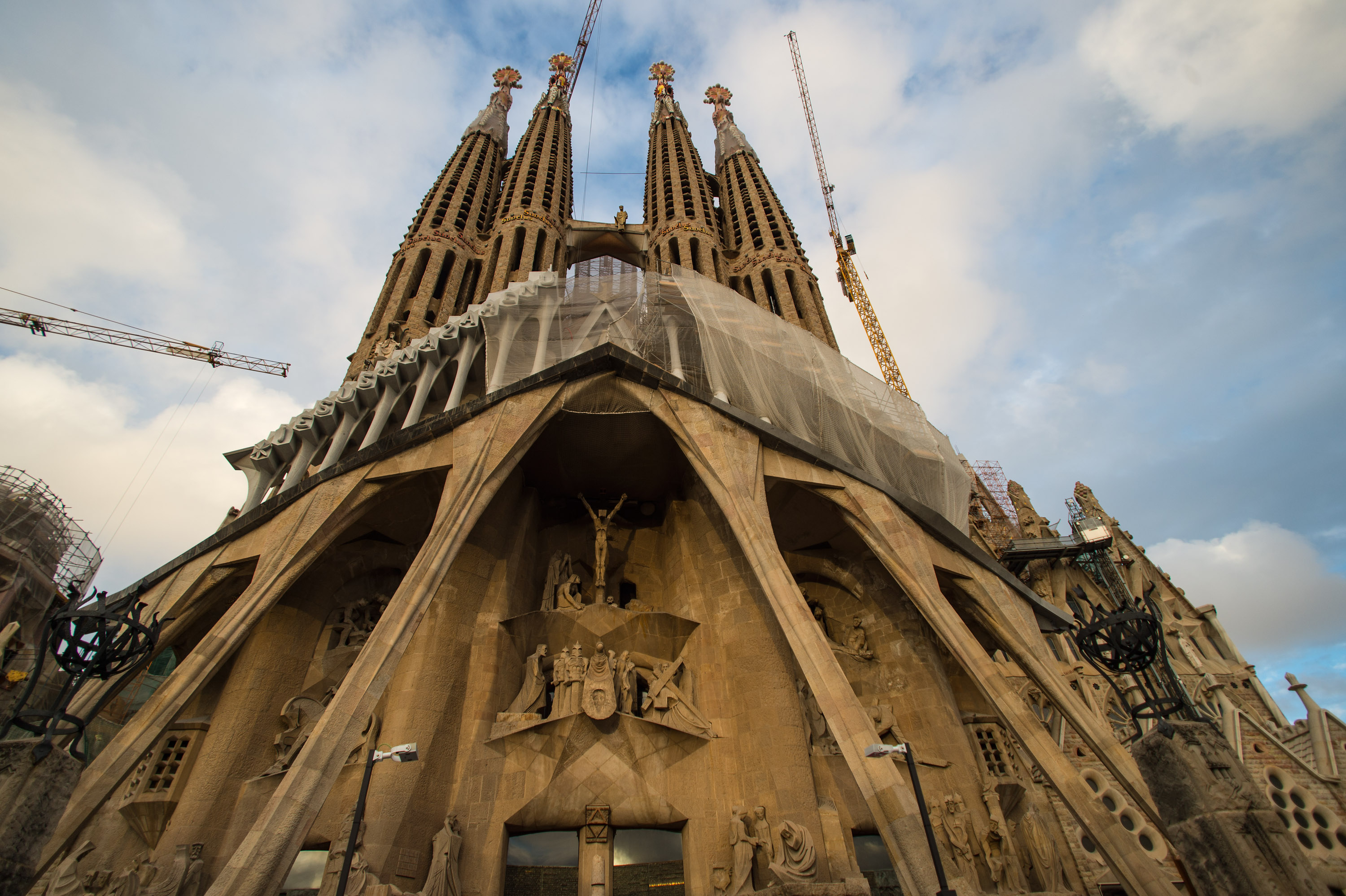 Architectural Marvels facts