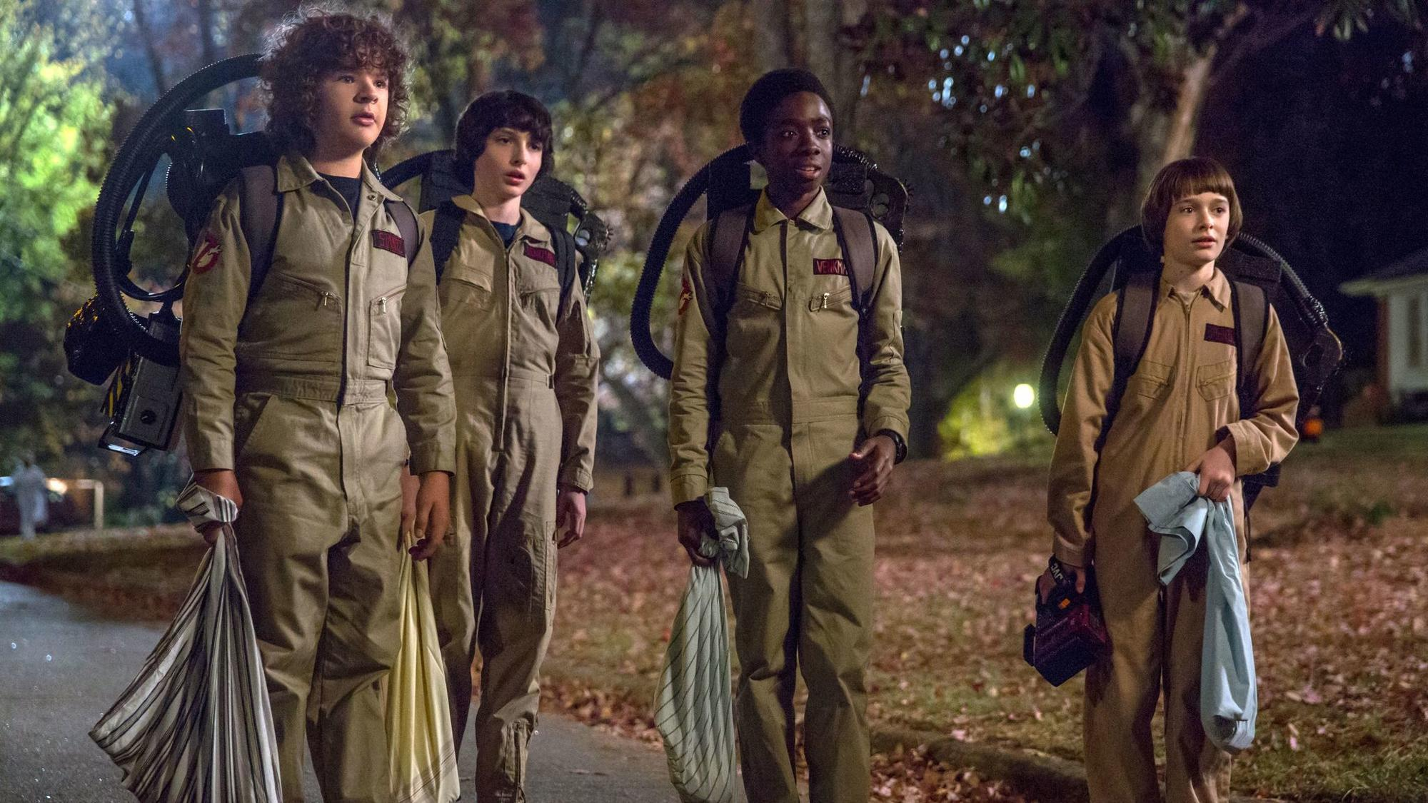 Stranger Things Season 2 facts