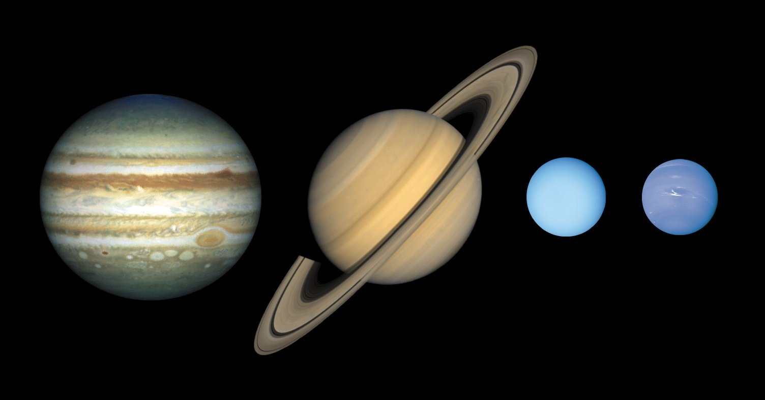 Our Solar System facts
