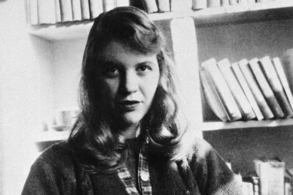 a biography of sylvia plath a 20th century poet Sylvia plath info blog by peter k steinberg the blog of a celebration, this is home about sylvia plath info blog & contact info.
