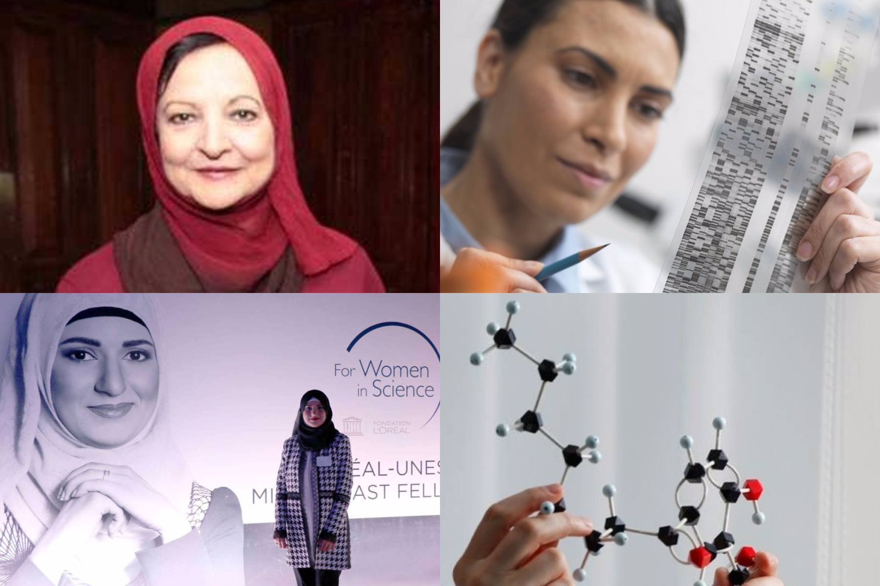 Female Scientists facts