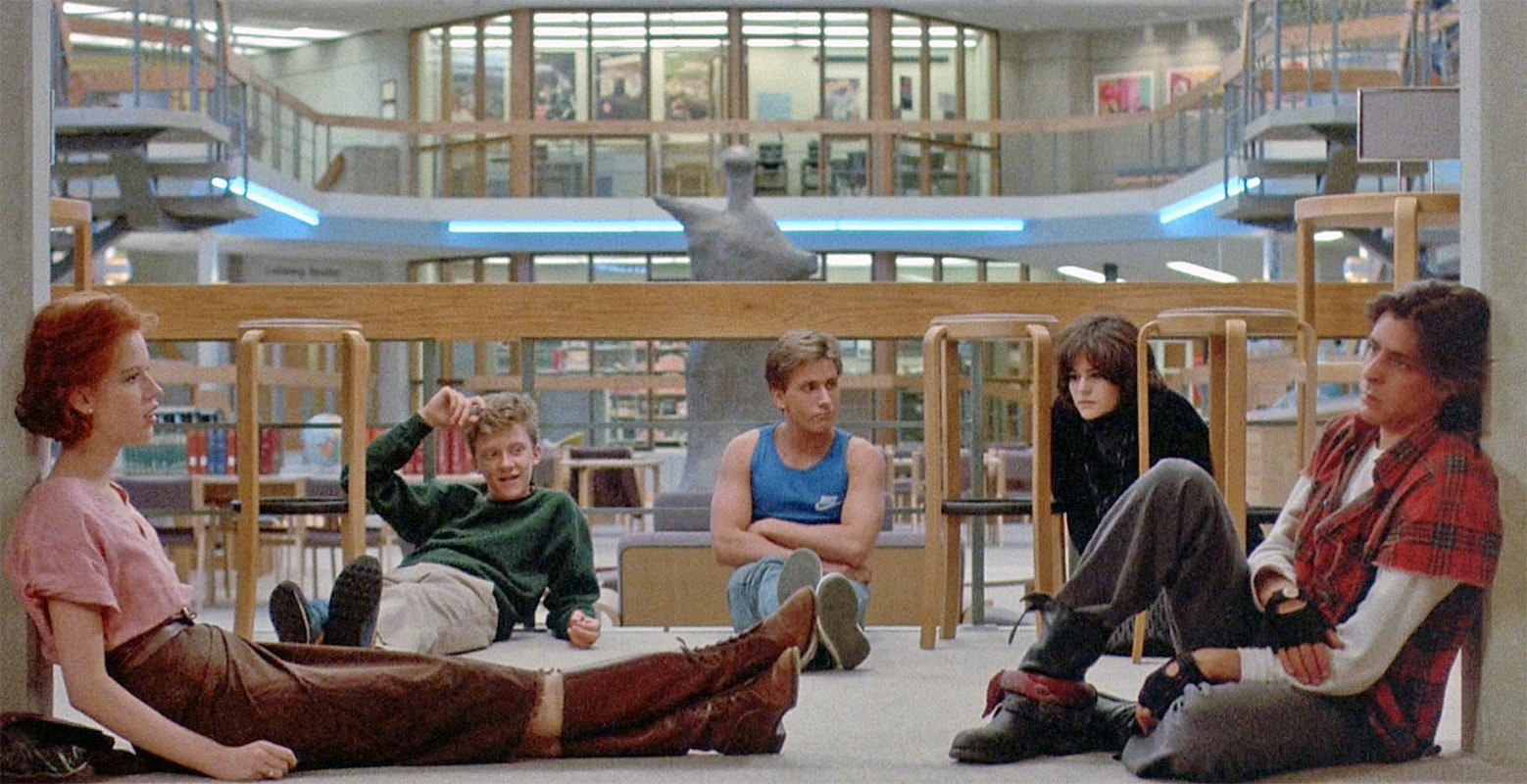 the breakfast club film analysis essay