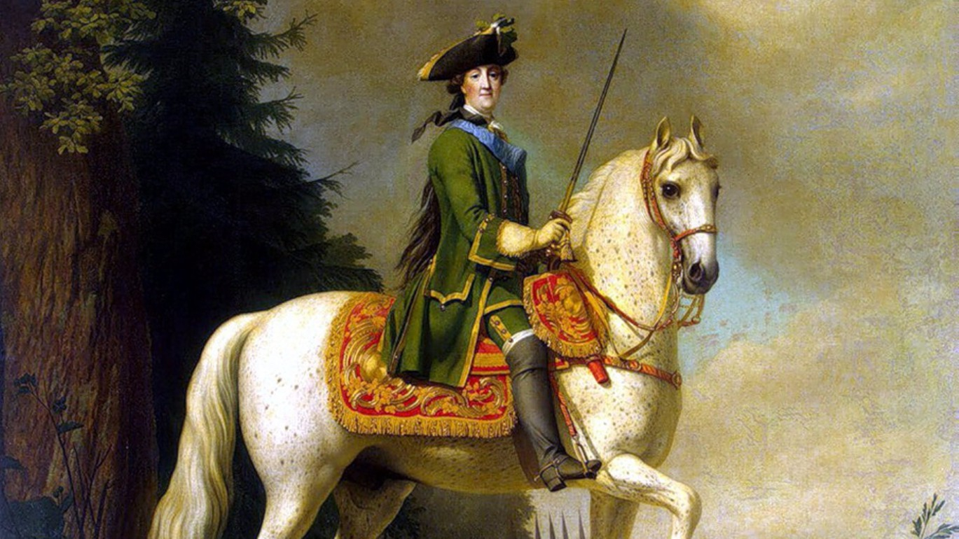 Catherine the Great facts