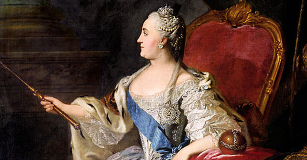 Scandalous Facts About Catherine The Great, The Scarlet Empress