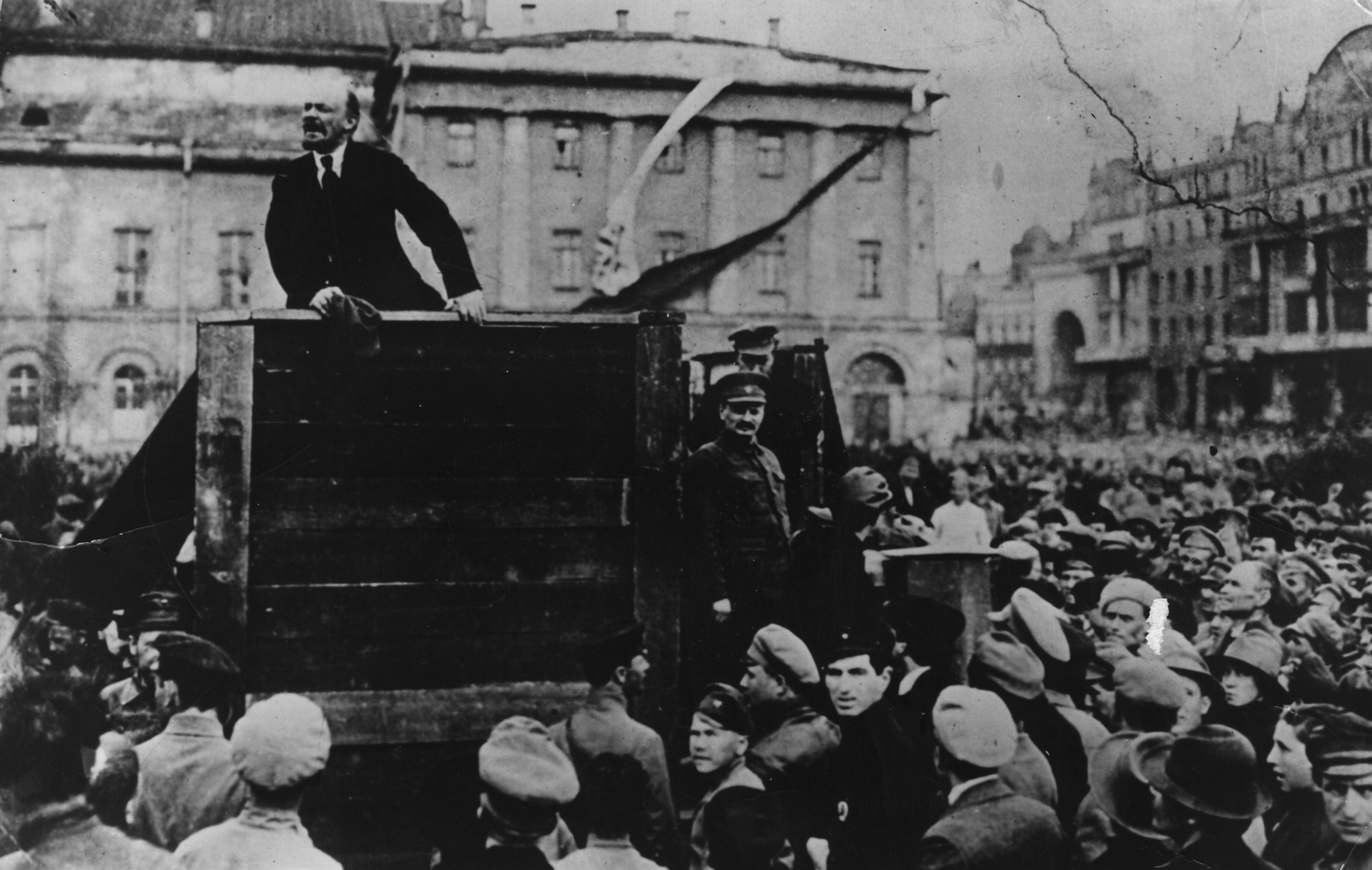 Russian Revolution Facts