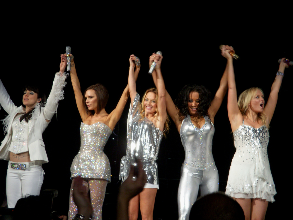 Spice Girls Facts