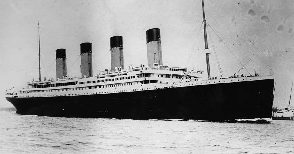 50 Fatal Facts About The Titanic, The Wreck of the Century