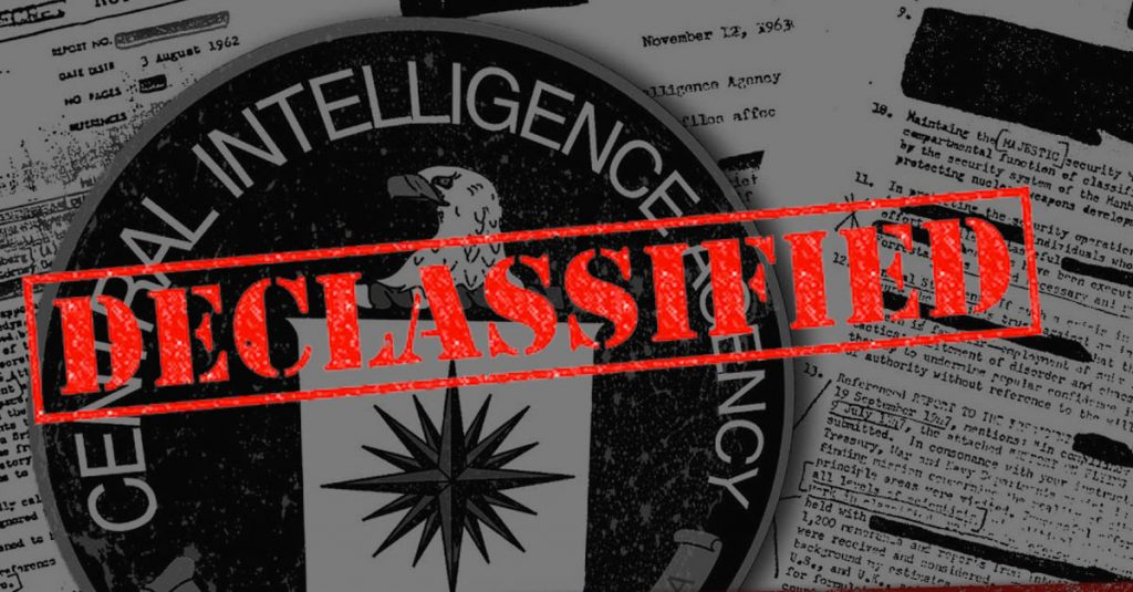 24 Facts about Declassified Government Information