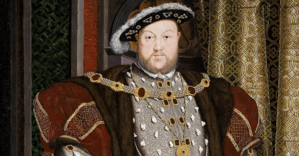 53 Head Rolling Facts About Henry VIII, The Worst King In English History