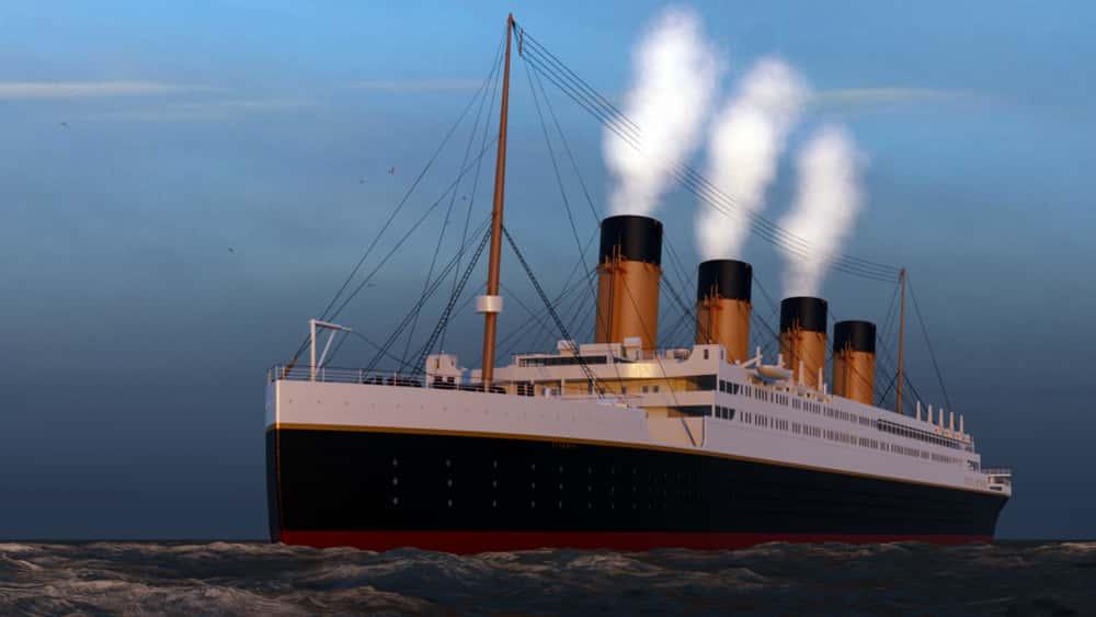 Titanic facts
