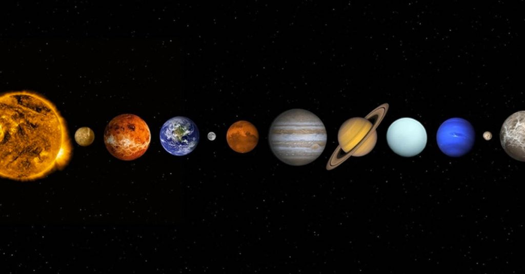 42 Facts About Our Solar System