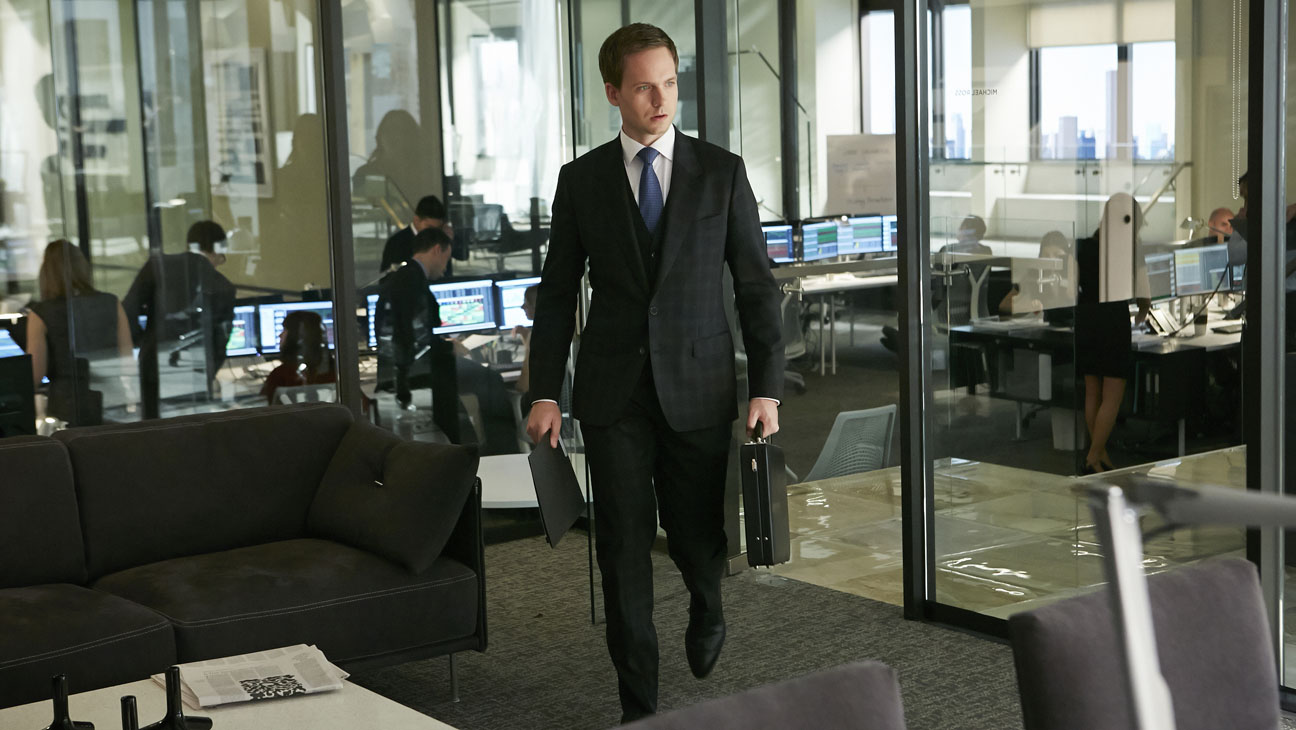 suits harvey specter office. Suits Facts Harvey Specter Office
