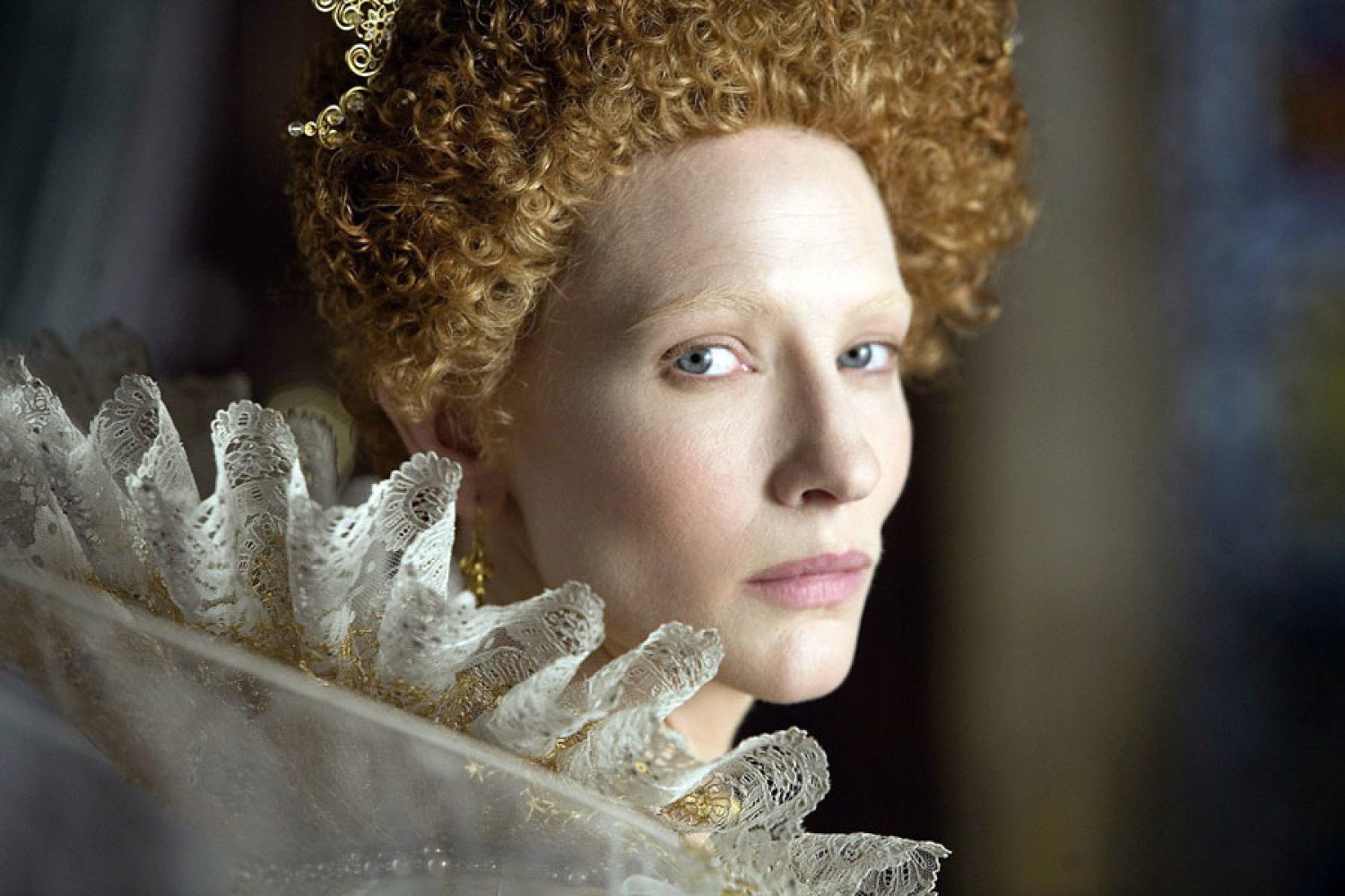 Elizabeth I facts